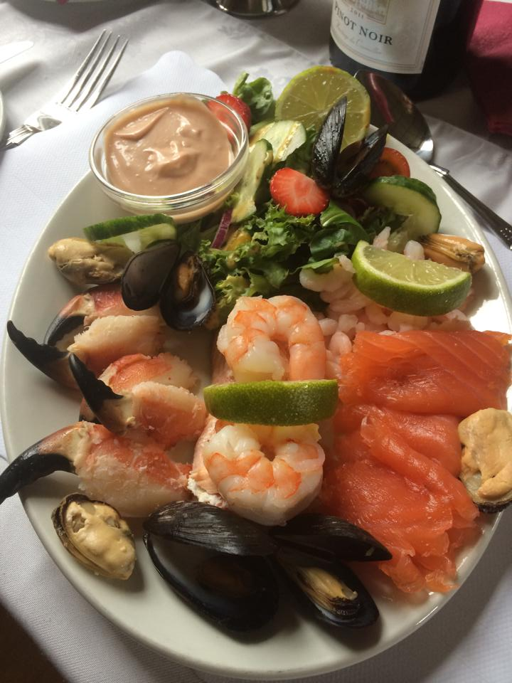 Achill Sound Hotel Sea Food Platter